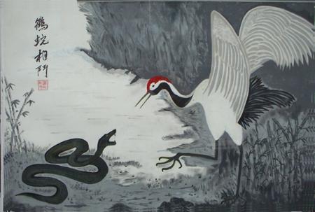 taichisnakecrane
